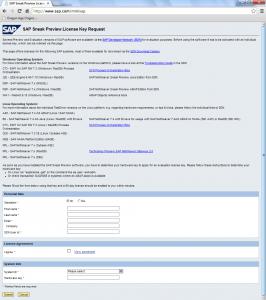 Minisap License Key Request